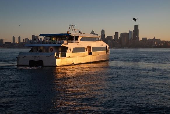 Water Taxi schedule | Captain's Blog