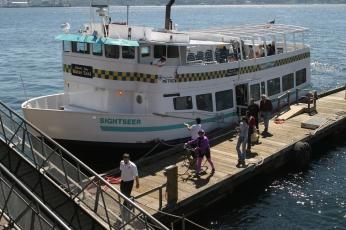 Elliott Bay Water Taxi