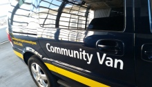 Photo of Community Van